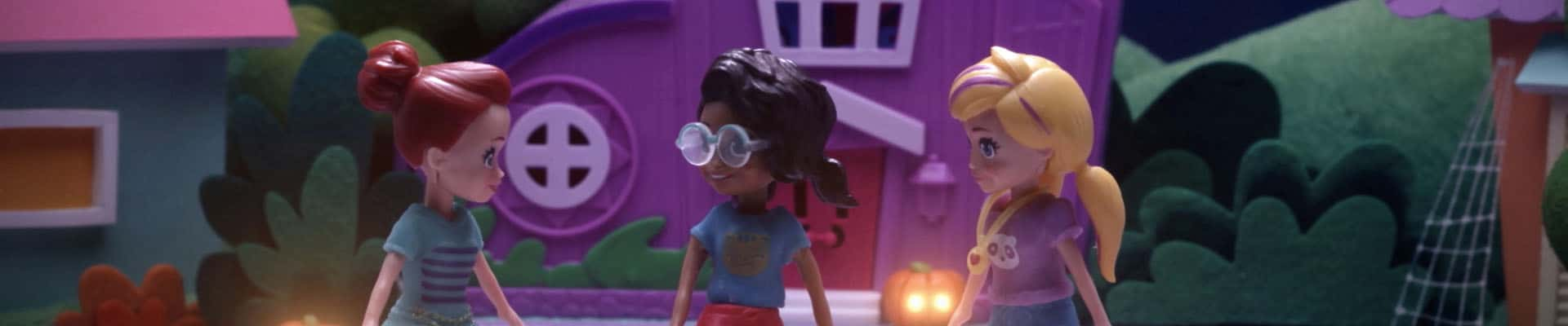Polly Pocket Stop Motion